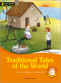 Smart Readers: Wise & Wide 1-10. Traditional Tales of the World