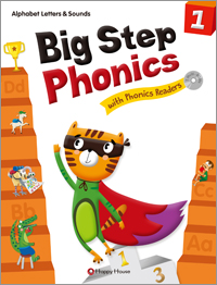 Big Step Phonics with Phonics Readers 1