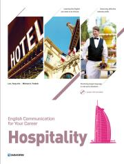 English Communication for Your Career - Hospitality
