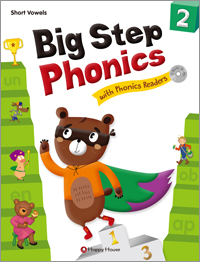 Big Step Phonics with Phonics Readers 2