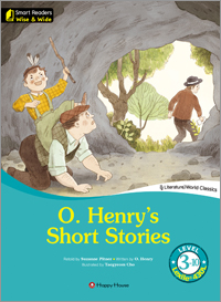 Smart Readers: Wise & Wide 3-10. O. Henry's Short Stories