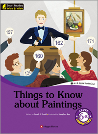 Smart Readers: Wise & Wide 6-10. Things to Know about Paintings