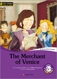 Smart Readers: Wise & Wide 6-8. The Merchant of Venice