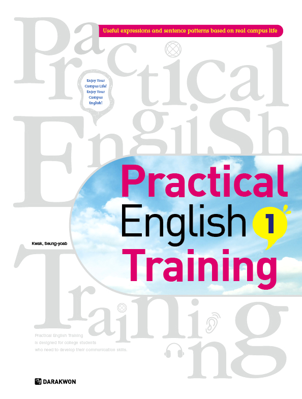 <span style='color:#ed600a'> [도서] </span> Practical English Training 1