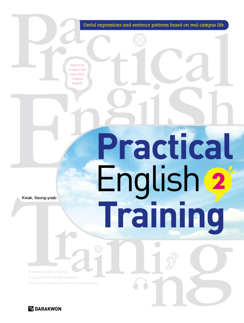 <span style='color:#ed600a'> [도서] </span> Practical English Training 2