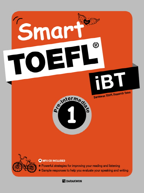 Smart TOEFL iBT Pre-Intermediate Book 1