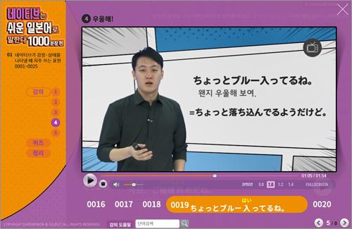 네이티브는 쉬운 일본어로 말한다 - 1000문장편