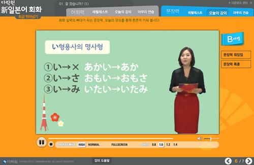 다락원 新일본어 회화 초급 뛰어넘기