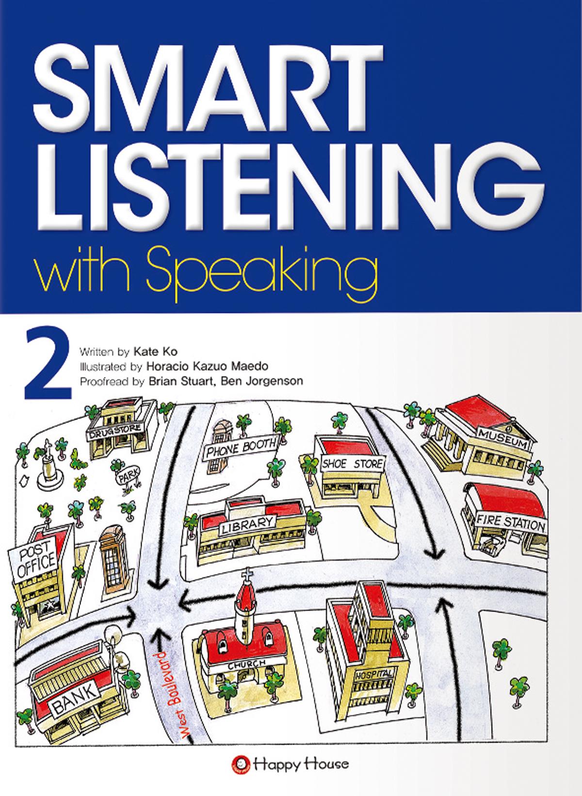 SMART LISTENING with Speaking ② (개정판)