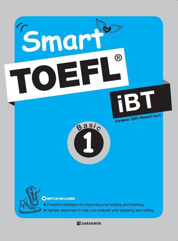 Smart TOEFL iBT Basic Book 1