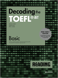 Decoding the TOEFL iBT READING Basic (New TOEFL Ed..