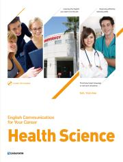 English Communication for Your Career - Health Science