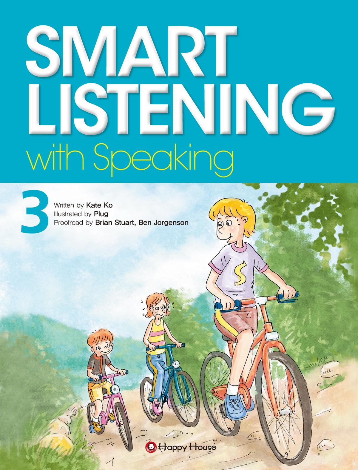 SMART LISTENING with Speaking ③ (개정판)