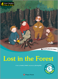 Smart Readers: Wise & Wide 3-8. Lost in the Forest