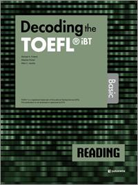 Decoding the TOEFL iBT READING Basic