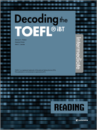 Decoding the TOEFL iBT READING Intermediate