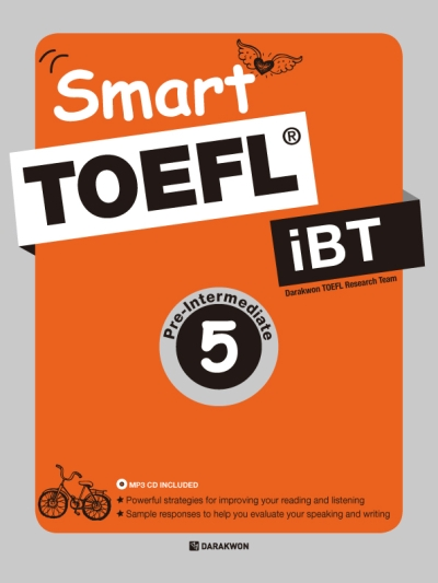 Smart TOEFL iBT Pre-Intermediate Book 5
